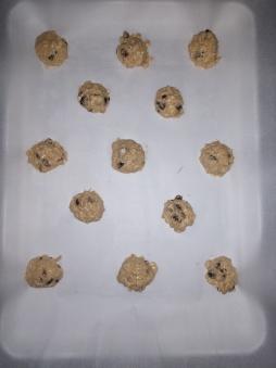 Pre-Baked Oatmeal Raisin